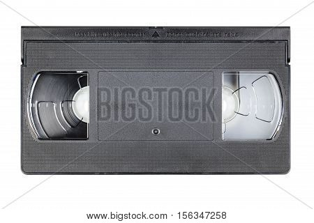 Video Cassette Isolated