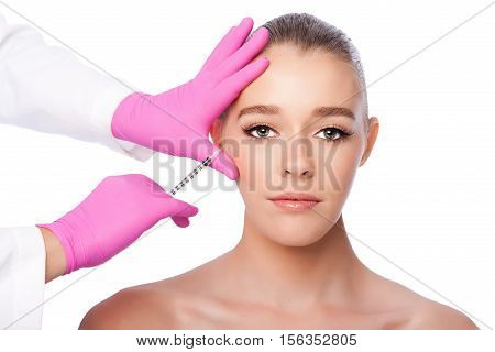 Injection Facial Skincare Spa Beauty Treatment