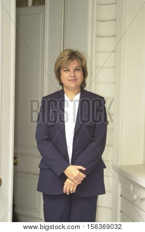 Tansu Çiller is a Turkish academician, economist, and politician who served as the 30th Prime Minister of Turkey from 1993 to 1996. She is Turkey's first and only female prime minister to date.
