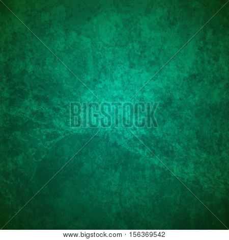 abstract vector grunge background - blue and green