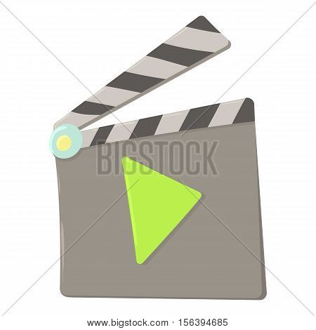 Slapstick icon. Cartoon illustration of slapstick vector icon for web
