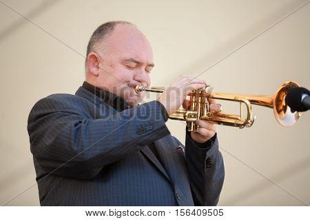 Jazz Musician James Morrison