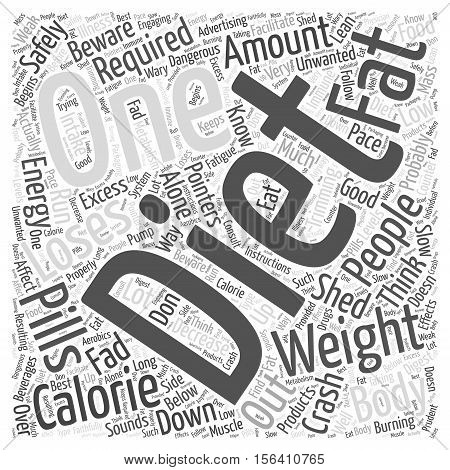 Weight Loss Tip word cloud concept text background