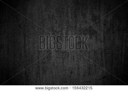 Black Old Steel Background