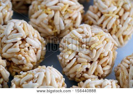 Vietnamese Street Food, Rice Cake
