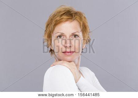 Nice 40 years old woman