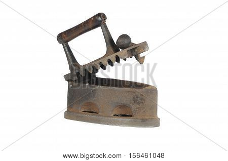 Old Iron,