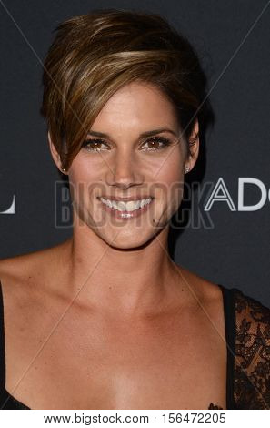 LOS ANGELES - NOV 11:  Missy Peregrym at the Annual Baby Ball in honor of World Adoption Day at NeueHouse on November 11, 2016 in Los Angeles, CA