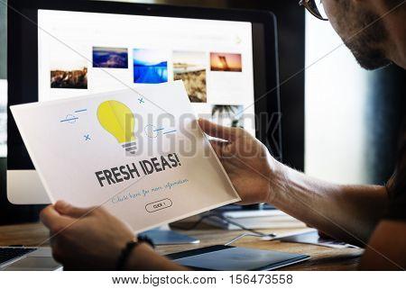 Creative Idea oncept