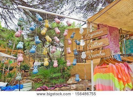 Hippy Market Pineapple Decors Es Canar Ibiza