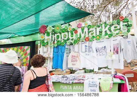 Hippy Market Fashion Souvenirs