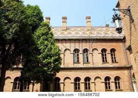 Chernivtsi National University Religious Seminary