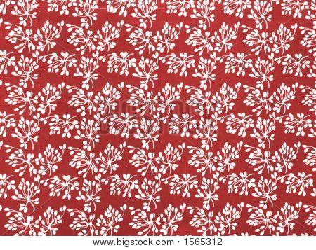 Pattern Floral Buds