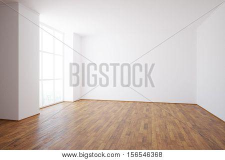 Unfurnished Interior Side