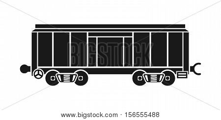 Boxcar, Railway Wagon