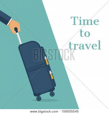 Travel Bag In Hand