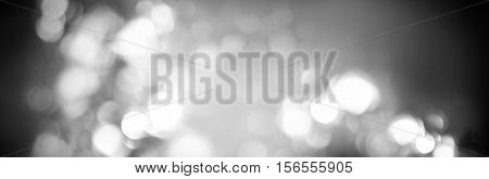Abstract Background Defocused Light Black Colors