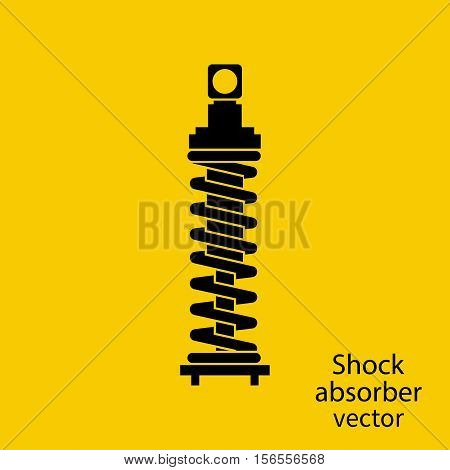 Shock Absorber Icon.