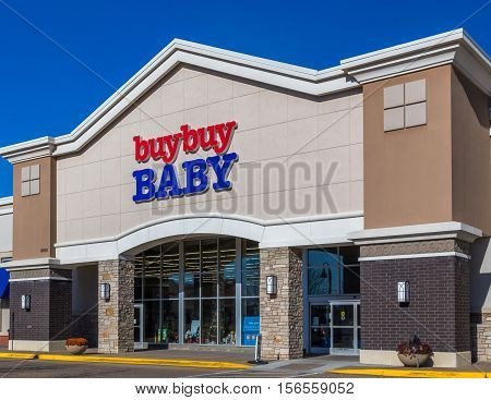 Buy Buy Baby Retail Store And Exterior