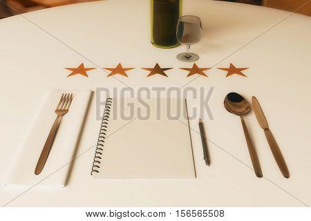 Restaurant Rating Concept