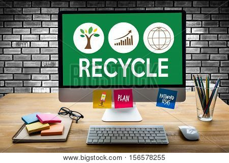 Recycle Life Preservation Protection Growth Project About Business Growth