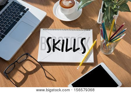 Skills Artist Creative Graphic Skills Designer Illustrator Level - Business And Education