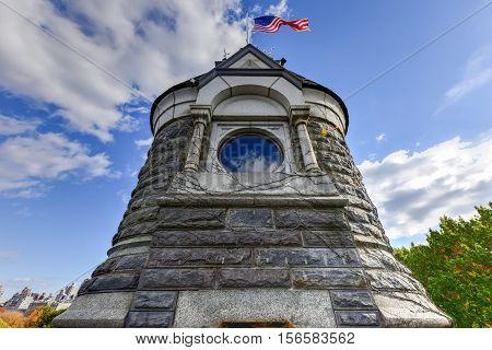 Belvedere Castle - New York City