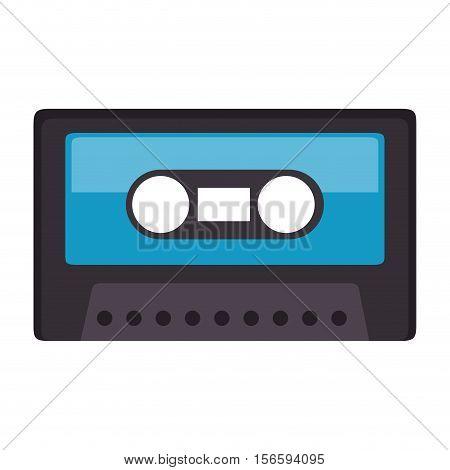 cassete record isolated icon vector illustration design