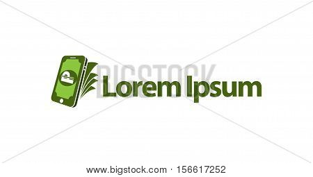 Icon for financial advisors and investment market