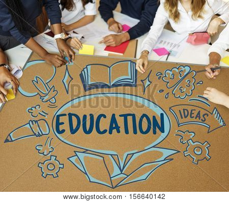 Education Learning Ideas School Knowledge Concept