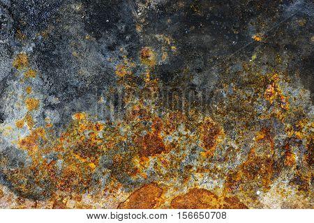 Rust Corrosion