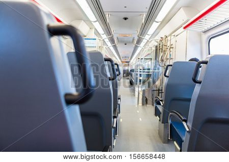Light Rail Train
