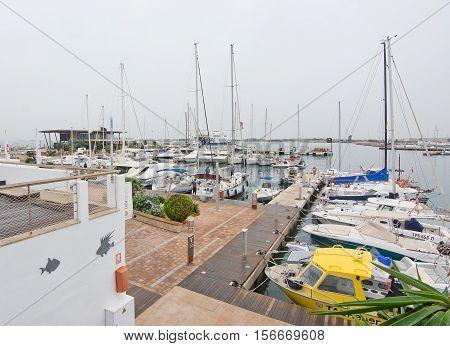 Port Savina Formentera