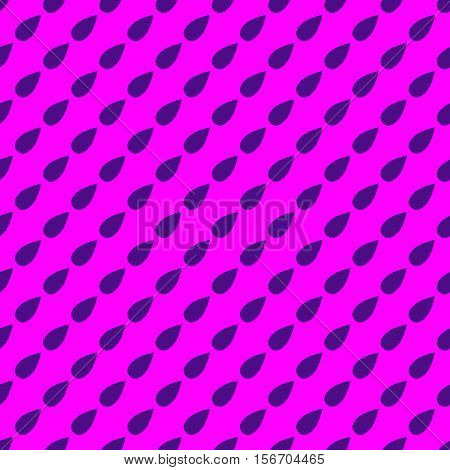 Drops geometric seamless pattern. Fashion graphic background design. Modern stylish abstract colorful texture. Template for prints textiles wrapping wallpaper website. Stock VECTOR illustration