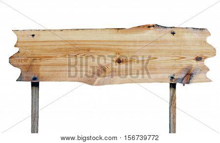 Billboard Wooden