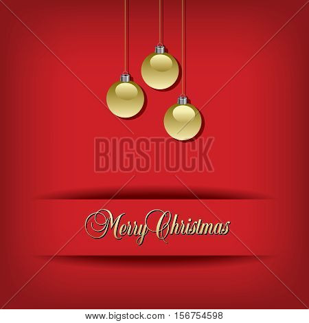 Classic  Christmas background for Print or Web