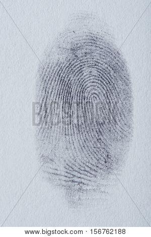 Indentification Finger Print