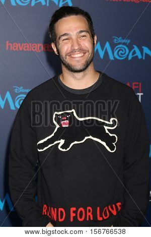 LOS ANGELES - NOV 14:  Pete Wentz at the