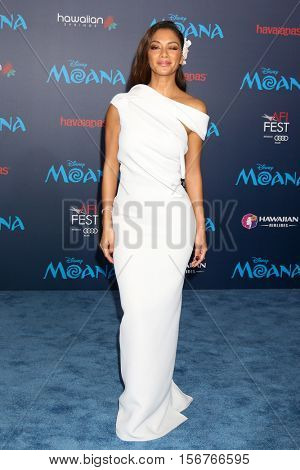 LOS ANGELES - NOV 14:  Nicole Scherzinger at the