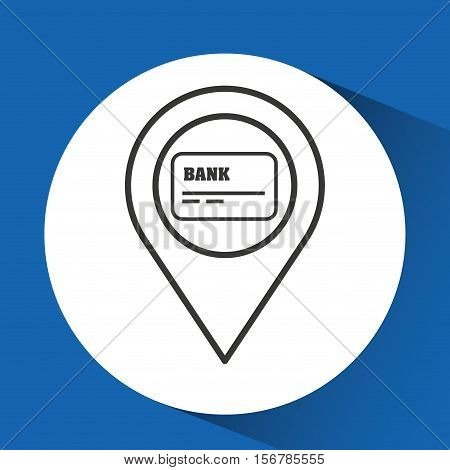 concept e-commerce credit debit card graphic vector illustration eps 10