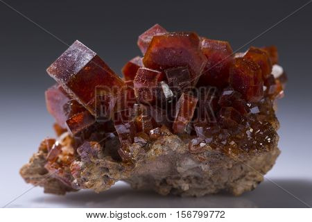vanadinite the natural mineral specimen beauty rock