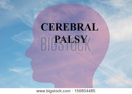 Cerebral Palsy Concept