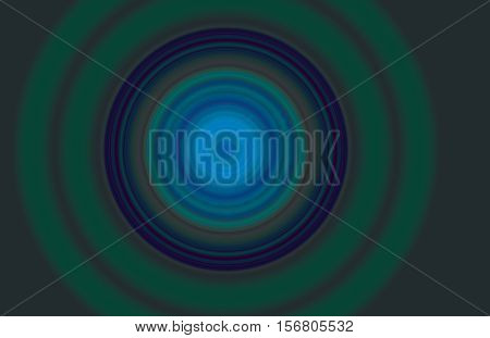 abstract for background colorful circles rotate .