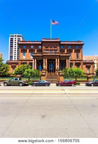 Pacific-union Club Nob Hill San Francisco V