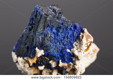 azurite mineral specimen the natural geology beauty