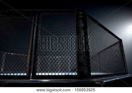 Mma Cage Night
