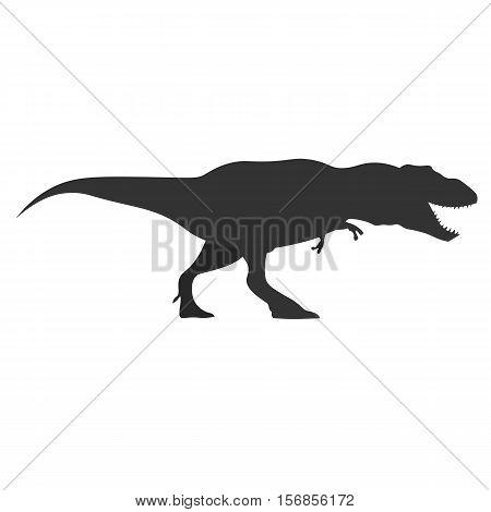Dinosaur Logo Concept. Diplodocus. Jurassic Period Illustration.
