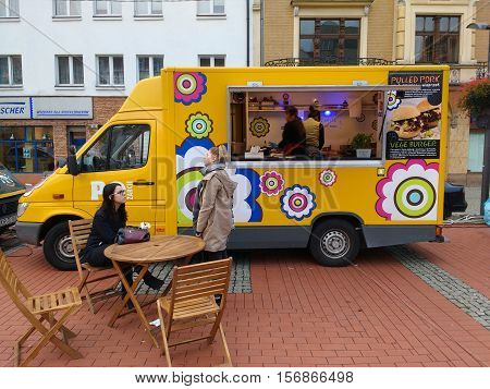 Food Truck Poland
