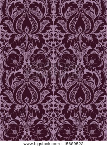 An antique background image - tileable and vector