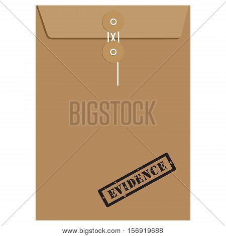 Envelope Stamp Evidence